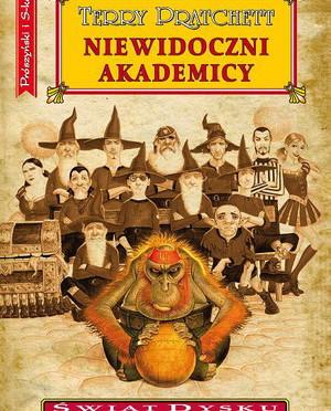 Terry Pratchett - Niewidoczni Akademicy