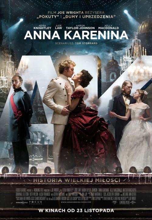 Anna Karenina 2012 [Recenzja filmu]