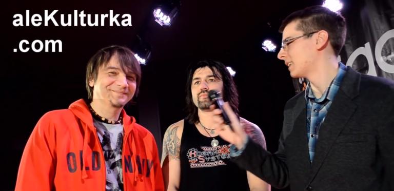 Oczytani ukraińscy rockmeni z Kozak System