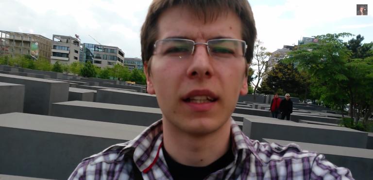 """O książce """"Kat Hitlera"""" - vlog z Berlina"""
